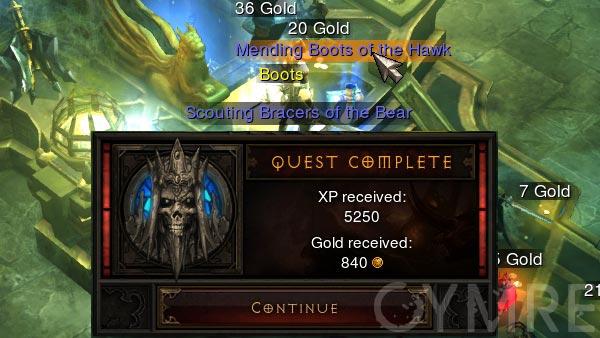 Skeleton-King-Quest-Complete