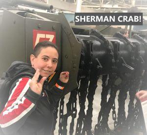 Sam and Sherman Crab